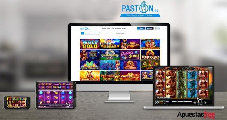 análisis pastón casino