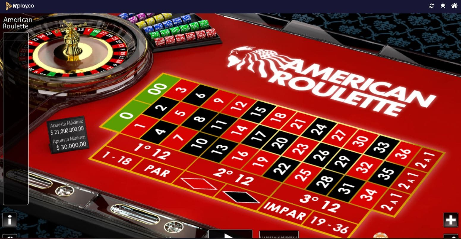 Wplay ruleta ofertas
