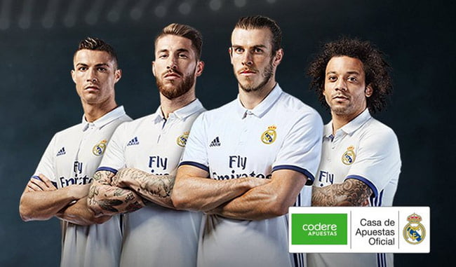 Codere Real Madrid patrocinio