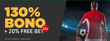 Bono 130% de Ganabet en México