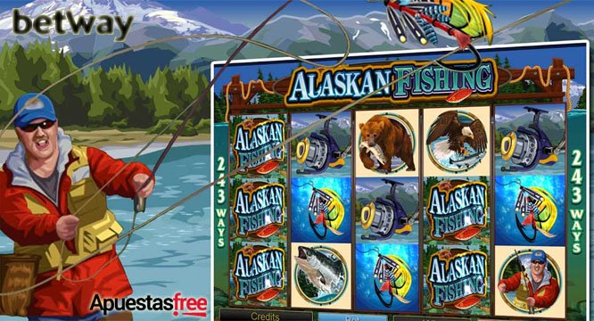 slot Aslaskan fishing betway casino