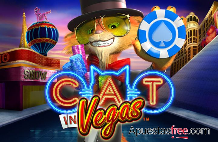 análisis cat in vegas slot