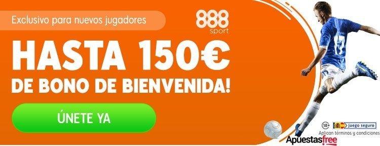 combina y dobla ganancias en 888Sport