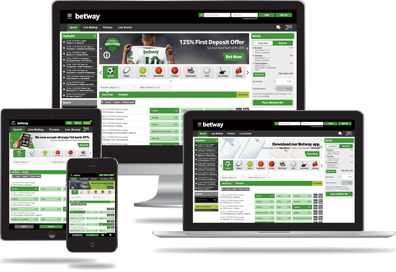 Alternativas de navegación Betway
