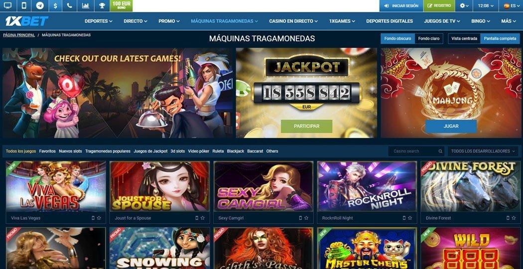 1xbet su bono de casino