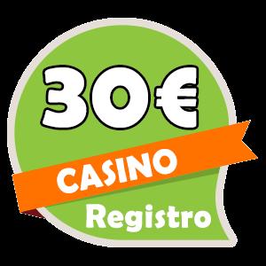 30 euros por registro