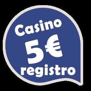 5 euros por registro
