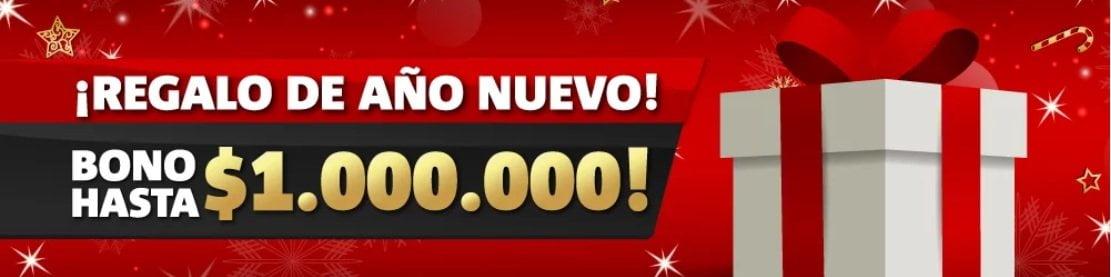 Bono fin de año Meridianbet Colombia