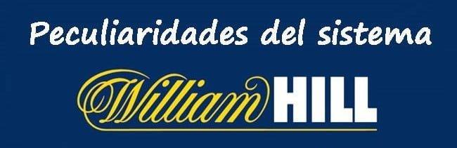 William Hill sacar dinero