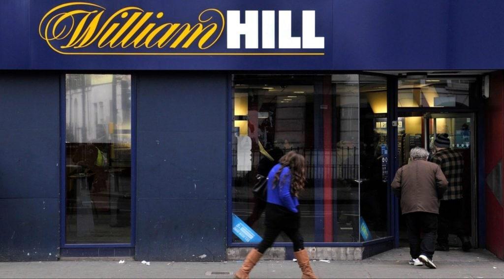 William Hill tienda