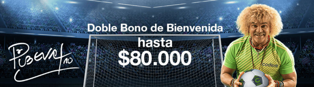 Bono Codere en Colombia