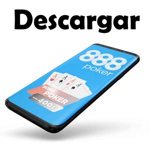 descargar la app de 888poker