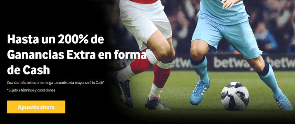 Betway multiplicar ganancias