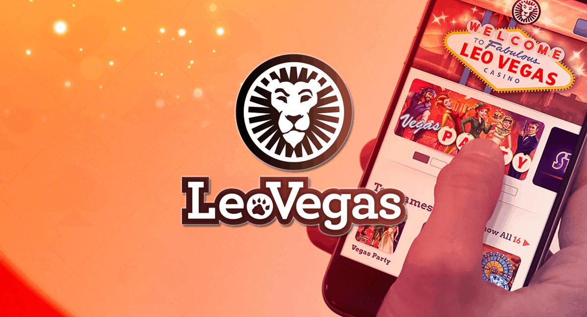 Leovegas descargar app