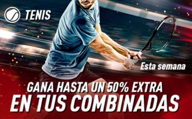 sportium combinadas mejoradas tenis
