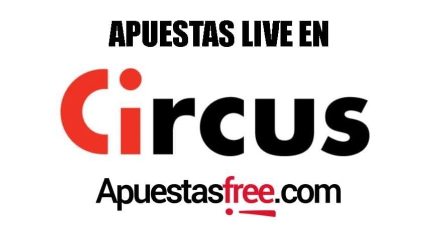 apuestas live en circus