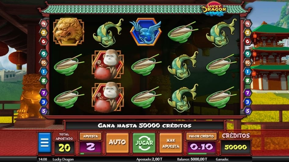 lucky dragon suertia casino