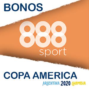 888sport bono copa america del 2020