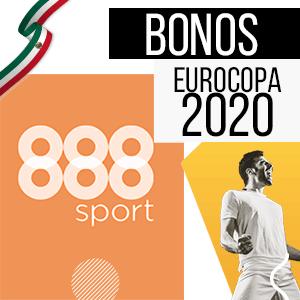 bono para mexico y para la euro 2020 de la casa de apuestas 888sport