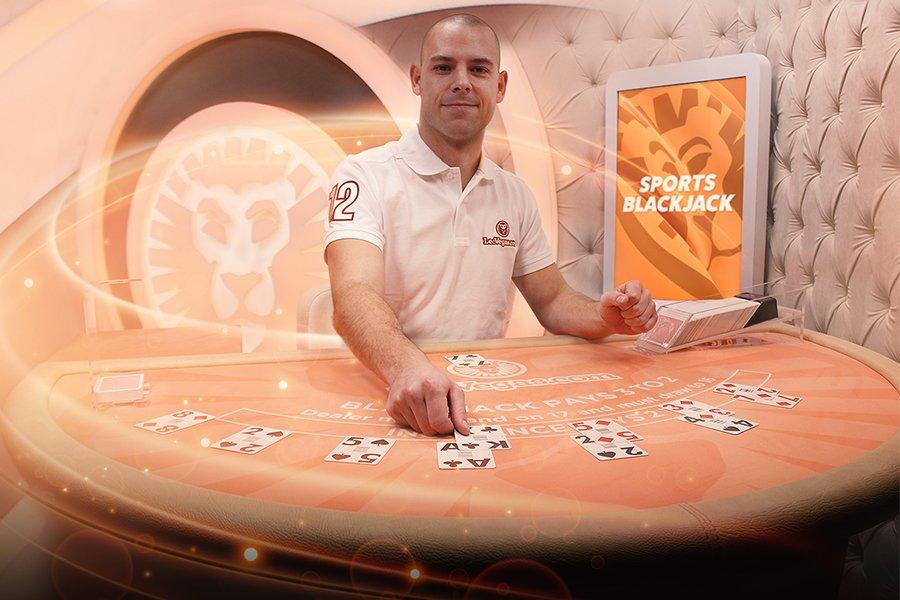 Leovegas blackjack