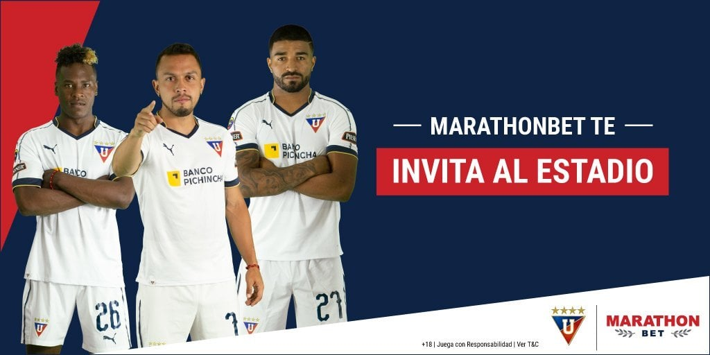 Marathonbet invita al estadio