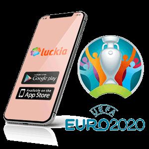 descargar el apk de la casa de apuestas Luckia para la eurocopa 2020