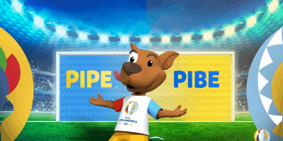 Pibe Copa América 2020