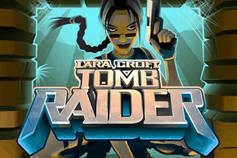 Tomb Raider tragamonedas