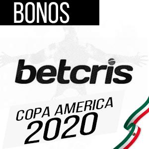casa betcris para la copa america 2020