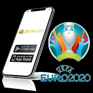 descargar la app de bethard para la eurocopa 2020