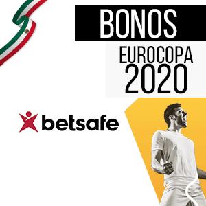betsafe bono para mexico y para la eurocopa 2020