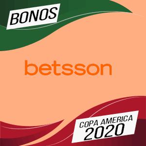El bono de betsson para la copa america del 2020