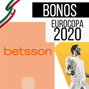 betsson bono para mexico y para la eurocopa 2020