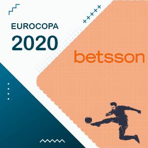 Betsson casa de apuestas recomendada para la eurocopa 2020