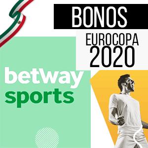 betway bono para mexico y para la eurocopa 2020