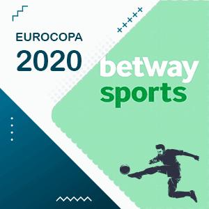 La mejor casa de apuestas para la eurocopa 2020 betway