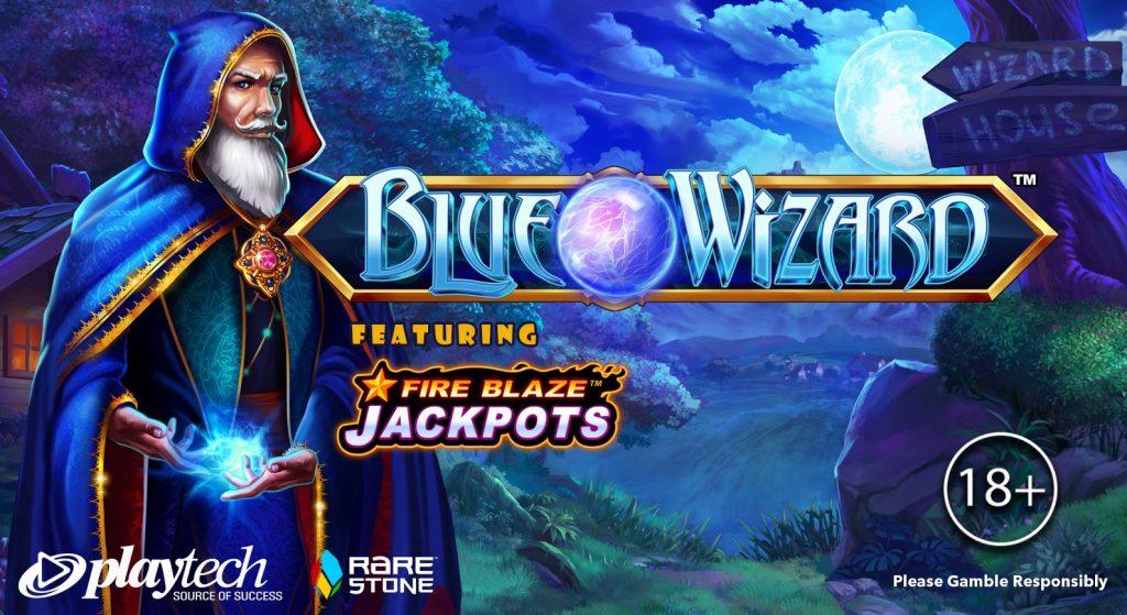 blue wizard codere