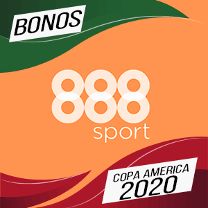 888sport bono especial para copa america 2020