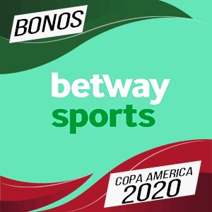 Betway sports bono especial para copa america 2020
