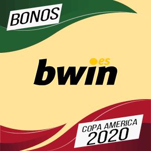 El bono de bwin para la copa america del 2020