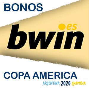Bwin bono extra copa america 2020