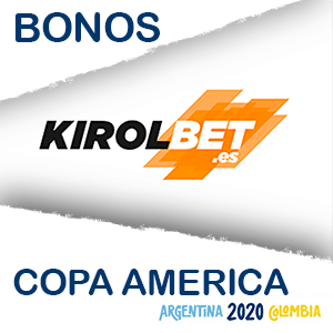 bono de kirolbet copa america 2020