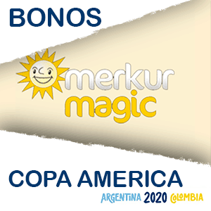 Merkur magic bono extra copa america 2020