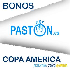 Paston bono extra copa america 2020