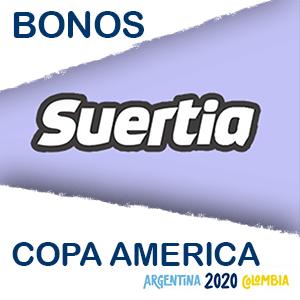 Suertia bono extra copa america 2020
