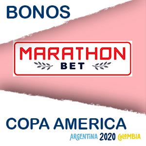 El bono de Marathonbet para la copa america del 2020