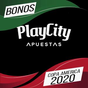 Playcity bono especial para copa america 2020
