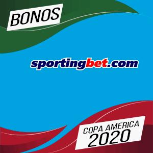 bono sportingbet copa america 2020