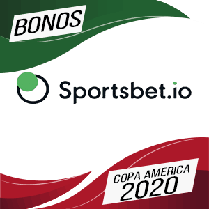 El bono de sporstbet.io para la copa america del 2020
