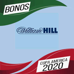 bono william hill copa america 2020